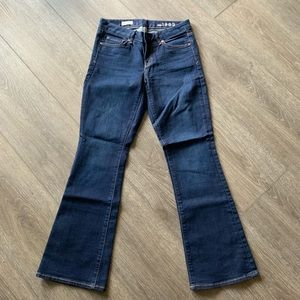 Gap 1969 jeans perfect boot size 27s excellent